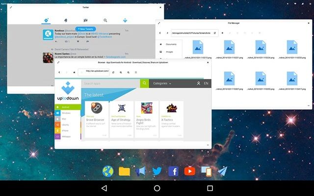 Get Multi Windows on Android Lollipop Without Root