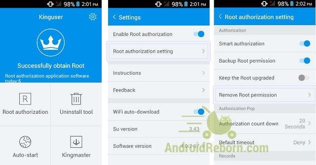 How to Grant Root Access to a Specific Apps