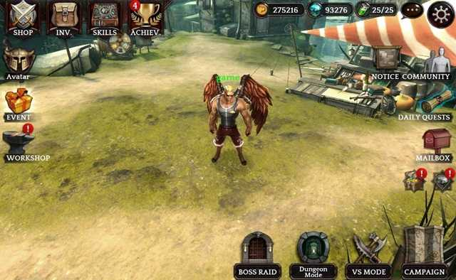 Tips and Tricks Darkness Reborn for Android